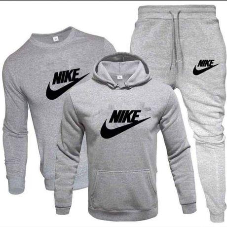 Komplet męski z logo Nike bluzy do wyboru i kolory M-XXL!!!