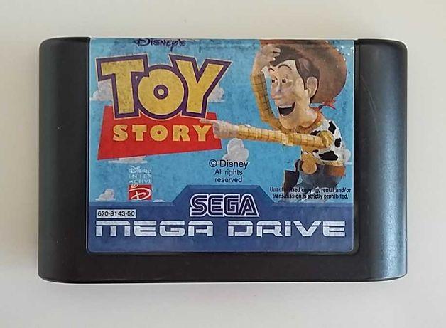 Jogos Sega Mega Drive II - Toy Story