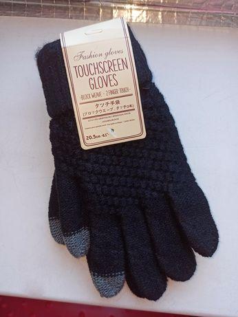 Перчатки зимние, для сенсорных экранов
