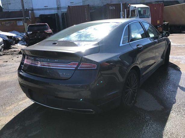 продам Lincoln Mkz Reserve 2017 Gray 3.0L полный привод 405 л. с.