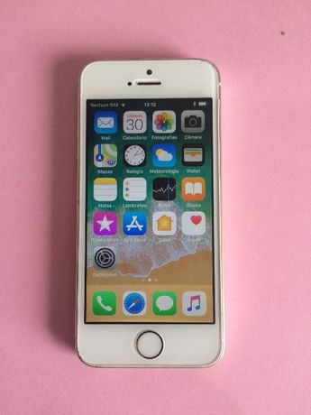 Lindo iphone 5se 32gb gold