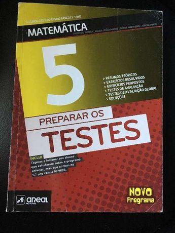 Preparação para os testes de Matemática