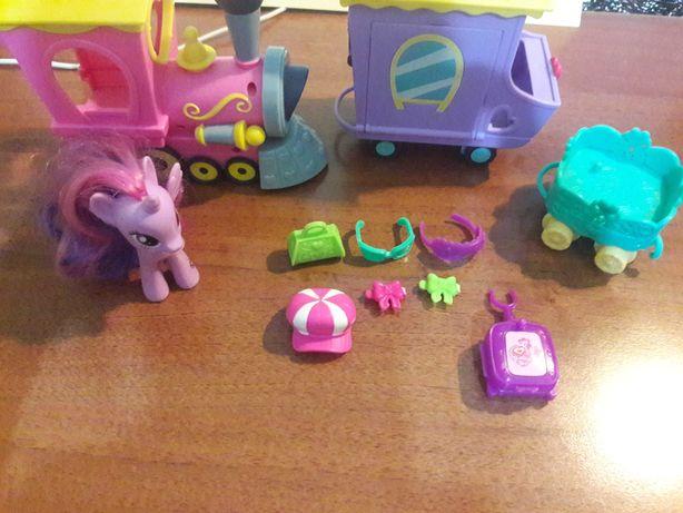 Поезд My little pony