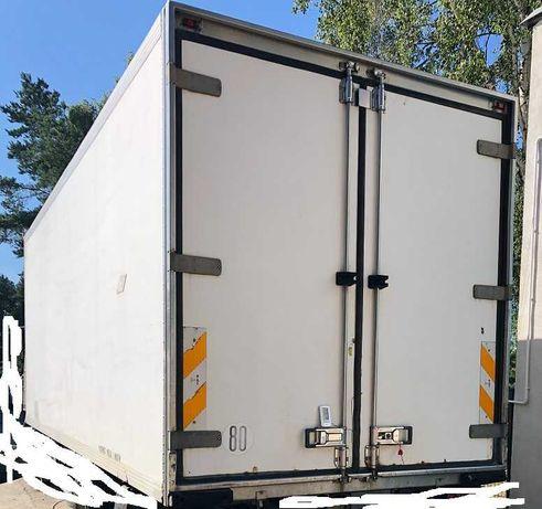 kontener chłodnia carrier diesel- elektryczna sprawna