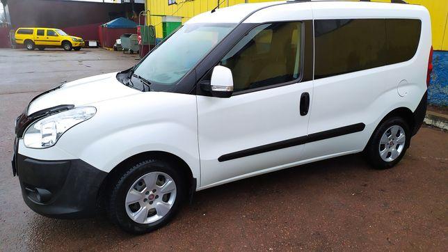Fiat doblo пассажир 7 мест.