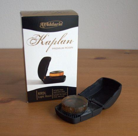 Kalafonia do skrzypiec jasna D'Addario KAPLAN