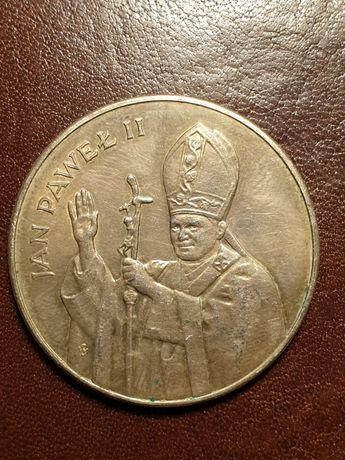 Moneta Jan Paweł II 10000 zł - 1987 rok