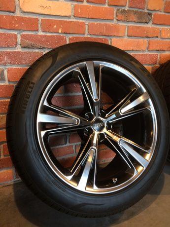 Audi Q8 SQ8 Koła Letnie 285/45R21 Pirelli 5x112 Oryginalne