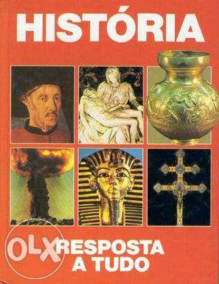 Livro Historia Resposta a tudo