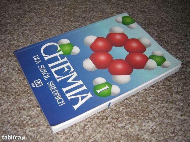 Chemia 1 dla szkół średnich - Bogdańska, Zarembina - WSiP - 1999