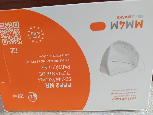 Máscaras FFP2 -fabricadas em Portugal