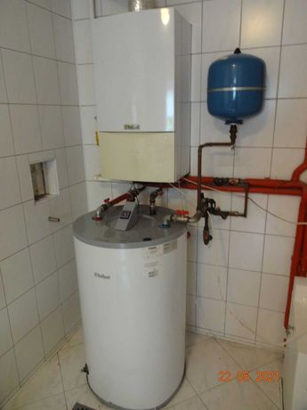 kocioł gazowy Vaillant VU PLUS 200-5 20kW
