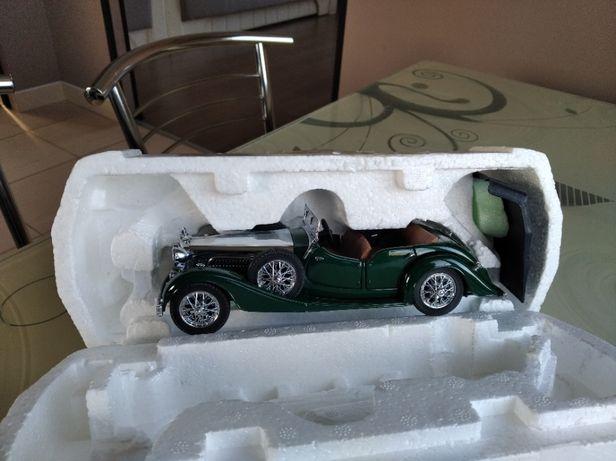 модель 1.24 Franklin Mint 1938 Alvis 4.3