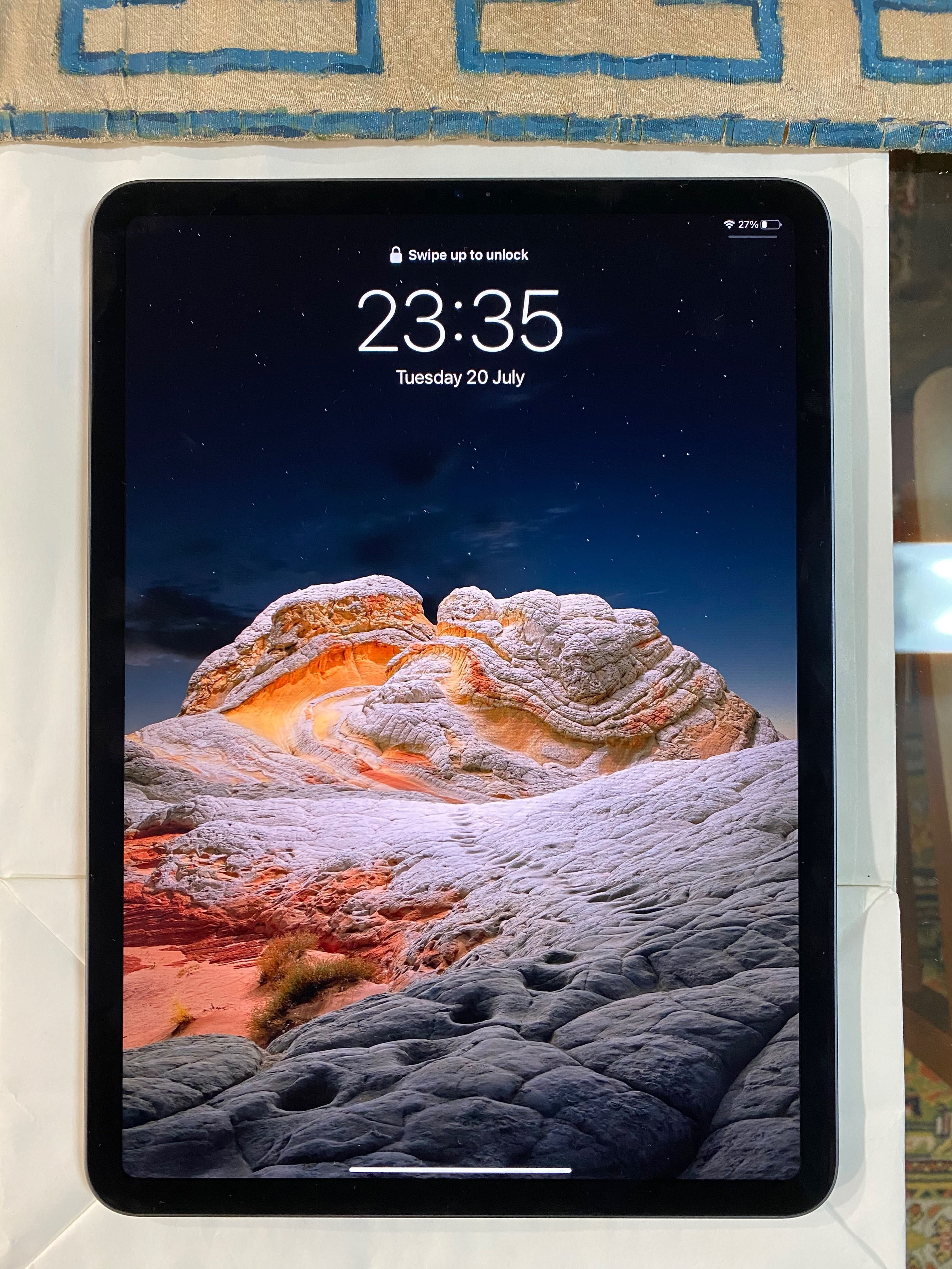 iPad Pro 11 128gb Cinzento