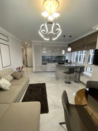 ЖК Славутич студия + 2 комнаты гардеробная Заречный аренда квартиры