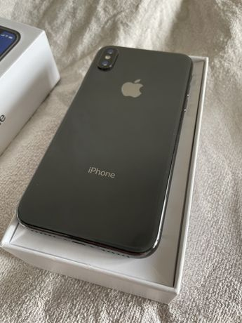 iPhone X 64 GB Space Grey Neverlock
