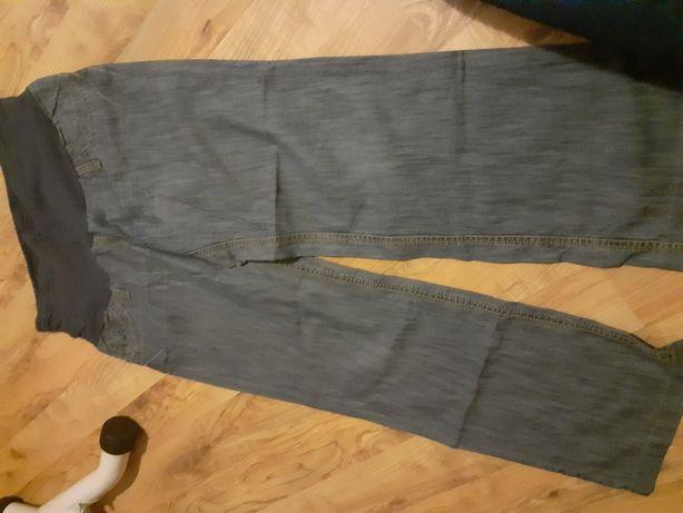Spodnie jeansy ciążowe rozmiar 42