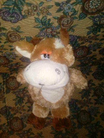 Мягкая игрушка Корова говорящая