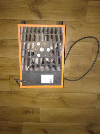 Nagrzewnica elektryczna , uszkodzenia