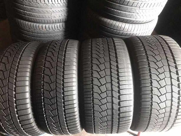 Купить зимние БУ шины резину покрышки 295/35 R20 + 255/40 R20 монтаж