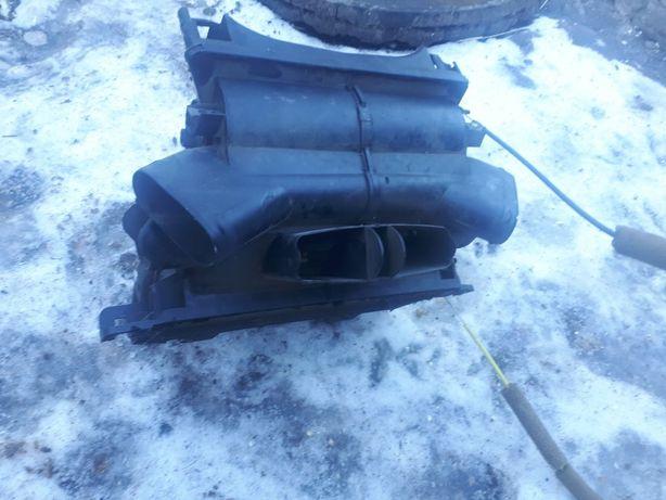 Радиатор печки с регулятором форд Скорпио 480грн
