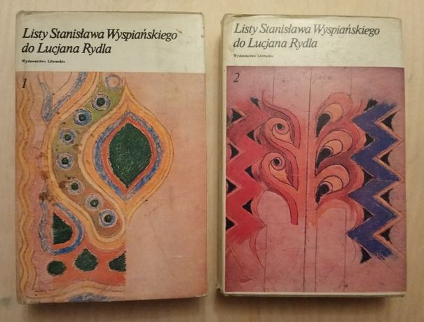Listy Stanisława Wyspiańskiego do Lucjana Rydla [+ dodatek krytyczny]