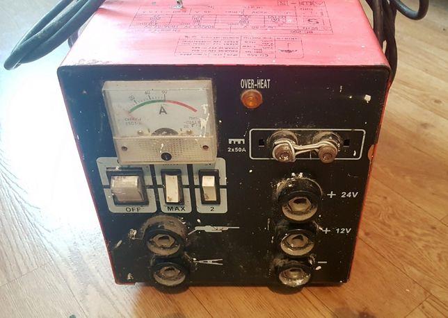 Пуско-зарядное 12V, 24V + сварочный аппарат 2в1