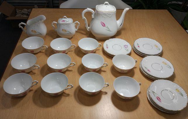 Conjunto de Chá Vista alegre