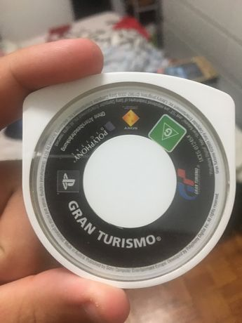 Jogo PSP - gran turismo
