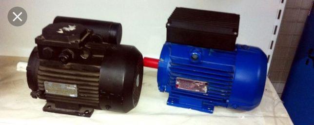 Електродвигун 1,5 2.2; 3 кВт, електромотор, электродвигатель АКЦИЯ!!!