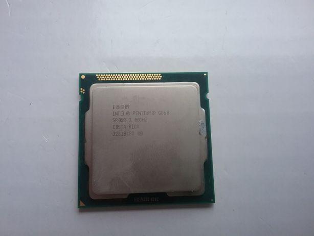 Процессор DualCore Intel Pentium G860, 3000 MHz, s1155