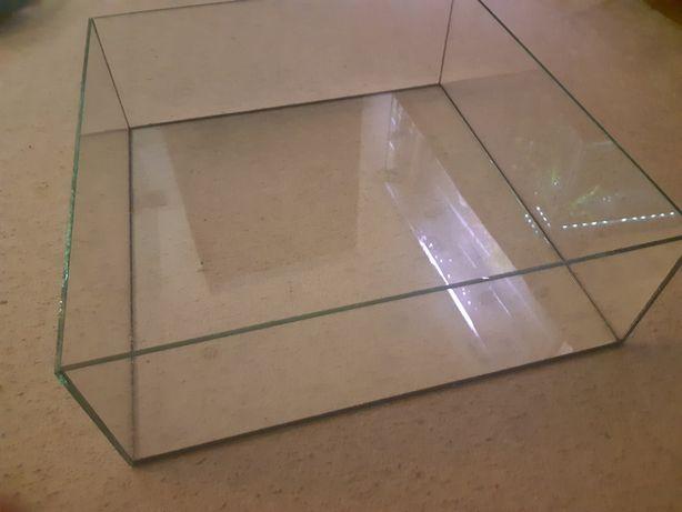 Nowe Akwarium dla żółwia lub podstawa pod filtr zewnętrzny 45x44x15wy