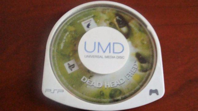 """jogo PSP """"Dead Head Fred"""""""
