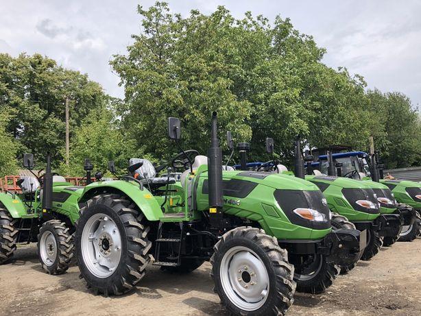 Трактор Дойц SH 404 lux Лідер серед 40 кс в Україні