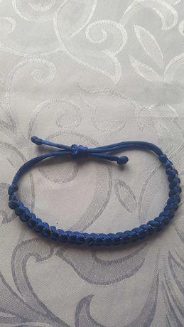 Branzoletka niebieska śliczna
