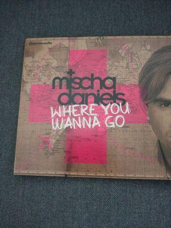 Misha Daniels - Where You Wanna Go (Album CD) - Armada Music