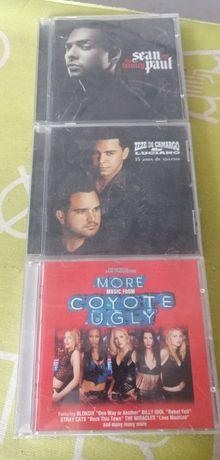 CD de musicas