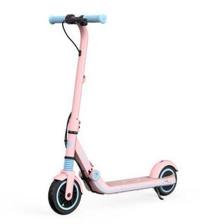 Trotinete Elétrica  Infantil Rosa Segway Ninebot eKickScooter Zing E8