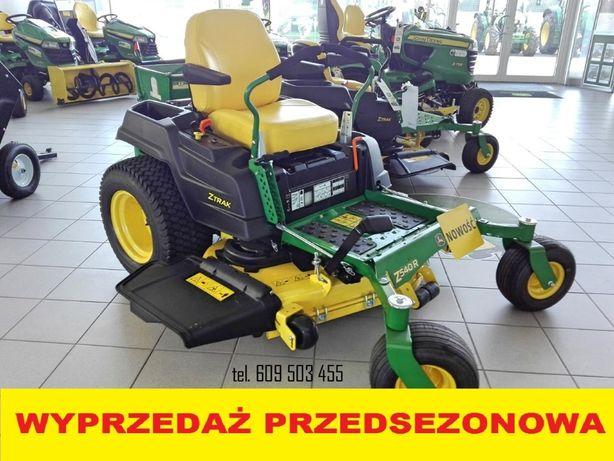John Deere Ztrak Z540R kosiarka ogród działka sadowniczy komunalny