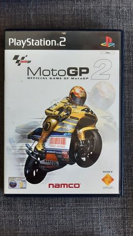 Moto GP jogo - ps2