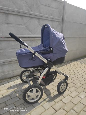 Wózek Maxi-Cosi 3w1 z bonusem