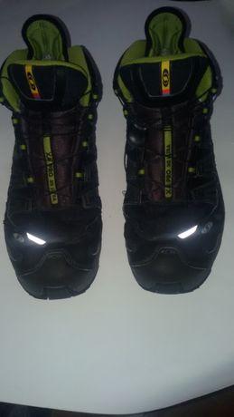 Продам кроссовки-ботинки SALOMON