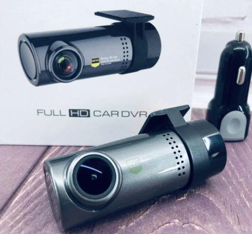 Видеорегистратор в авто с wifi с зарядкой от прикуривателя