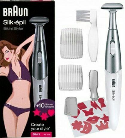 FG 1100 Braun nowy trymer silkepil bikini i brwi