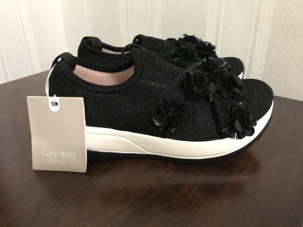 Слипоны туфли кроссовки Zara 27размер