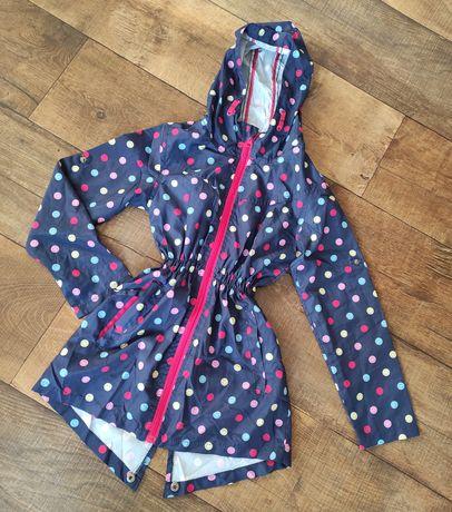 Ветровка куртка 9-10лет 140см парка для девочки лёгкая
