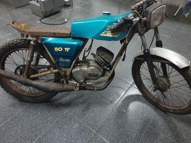 Vendo Ducati 50 tt