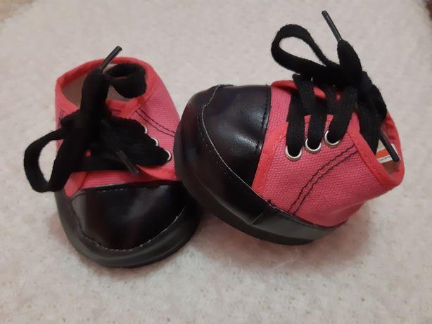 Ботиночки для мишки Тедди, обувь для текстильной куклы, мягкой игрушки