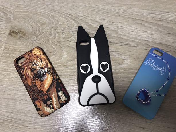 Чехол для телефона Айфон 5S