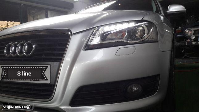 Audi A3 Cabrio 1.6 TDi S-line